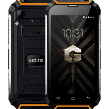 Geotel G1 Terminator Orange